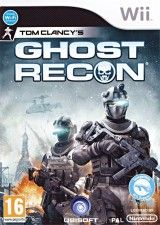 Игра Tom Clancys Ghost Recon для Nintendo Wii