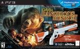 Cabela's Dangerous Hunts 2011 + Беспроводное ружьё Elite Gun для PlayStation Move (PS3)