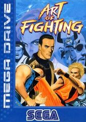 Art of Fighting (Sega)