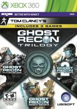 Tom Clancy's Ghost Recon Trilogy (Xbox 360)