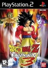 Игра Dragon Ball Z: Budokai 3 для Sony PS2