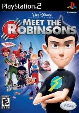 ���� Disney's Meet the Robinsons (���. ���.) ��� PS2