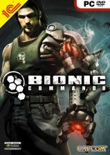 Bionic Commando Box (PC)