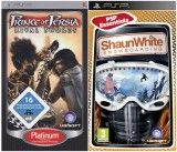 Shaun White Snowboarding + Prince of Persia Rival Swords (��� ����) (PSP)