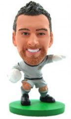 Фигурка футболиста Soccerstarz - Scotland Allan James McGregor - Home Kit (76525)