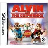 Игра Alvin and The Chipmunks  для Nintendo DS
