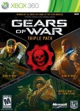 Игра Gears of War Triple Pack для Xbox 360