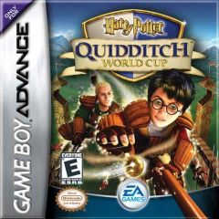 Harry Potter: Quidditch World Cup (Гарри Поттер: Кубок Квиддича) (GBA)
