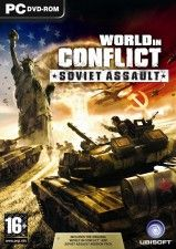 World in Conflict: Soviet Assault Русская Версия Box (PC)