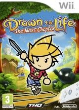 Игра Drawn to Life The Next Chapter для Wii