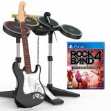 Rock Band 4 Band in a Box Bundle (Игра + Гитара + Барабаны + Микрофон) (PS4)