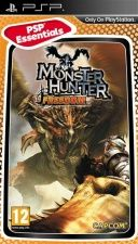 Monster Hunter Freedom (Essentials) (PSP)
