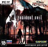 Resident Evil 4. Ultimate HD Edition Jewel (PC)