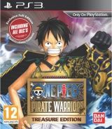 One piece: Pirate Warriors Treasure Edition (PS3)