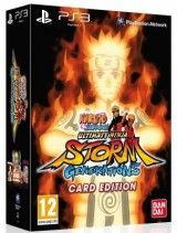Naruto Shippuden: Ultimate Ninja Storm Generations Card Edition (PS3)