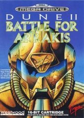 Dune: The Battle For Arrakis Русская Версия (Sega)