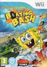 Игра SpongeBob SquarePants Boating Bash для Nintendo Wii