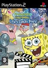 Spongebob Squarepants Lights, Camera,PANTS! (PS2)