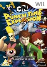 Cartoon Network Punch Time Explosion XL (Wii)
