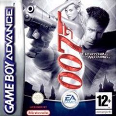 James Bond 007 Everything or Nothing ������� ������ (GBA)
