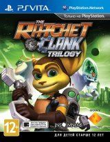 The Ratchet and Clank Trilogy (PS Vita)