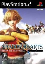 Игра Shadow Hearts: From the New World для Sony PS2
