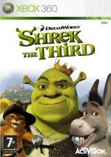 Игра Shrek the Third для Xbox 360