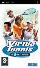 Игра Virtua Tennis: World Tour для Sony PSP
