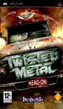 Игра Twisted Metal: Head-On для PSP