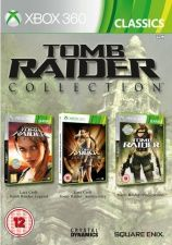 Игра Lara Croft Tomb Raider Legend для Xbox 360