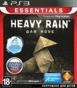 Heavy Rain Move Edition (Platinum) Русская Версия c поддержкой PlayStation Move (PS3)