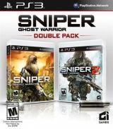 Снайпер Воин-Призрак 1 и 2 (Sniper: Ghost Warrior 1 and 2 Double Pack) Русская Версия (PS3)