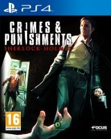 ������ �����: ������������ � ��������� (Sherlock Holmes: Crimes and Punishments) (PS4)