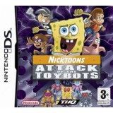 Nickelodeon: Spongebob and Friends: Attack of the Toybots (DS)