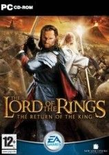 The Lord of the Rings: The Return of the King Box (PC)