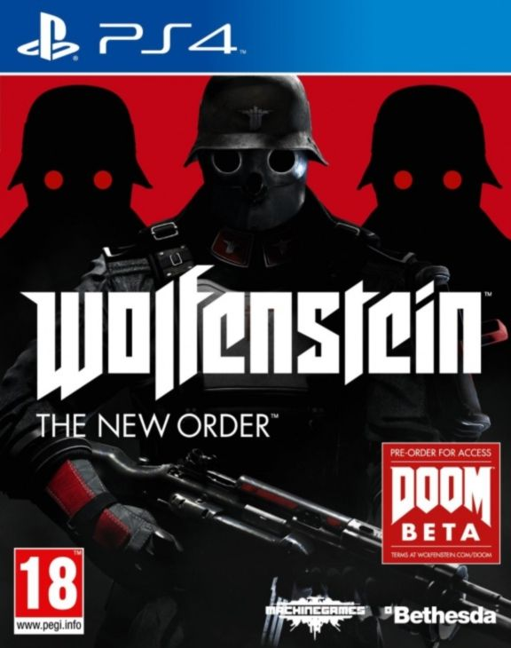 wolfenstein the new order ps4 gameplay 1080p or 1080i