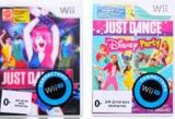 Just Dance Disney Party + Just Dance 4 (Wii)