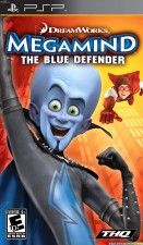 ���� Megamind: The Blue Defender ��� PSP