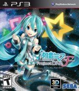 Hatsune Miku: Project Diva F (PS3)