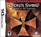 Игра Broken Sword: Shadow of the Templars для DS