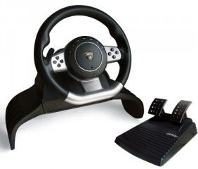 Руль Atomic Gallardo Steering Wheel Evo для PS2