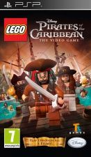 Игра LEGO Pirates of the Caribbean: The Video Game Рус. Док. для Sony PSP
