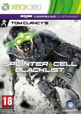 Tom Clancy's Splinter Cell: Blacklist (Xbox 360)