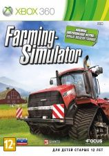 Farming Simulator (Xbox 360)