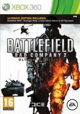 Игра Battlefield: Bad Company 2 Ultimate Edition для Xbox 360