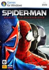 Spider-Man: Shattered Dimensions Русская Версия Box (PC)