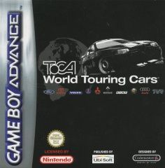 TOCA World Touring Cars ������� ������ (GBA)