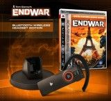 Tom Clancy's EndWar (Limited Edition) ( + Беспроводная гарнитура Wireless Headset) (PS3)