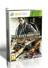 Игра Ace Combat: Assault Horizon Коллекционное издание (Limited Edition) для Xbox 360