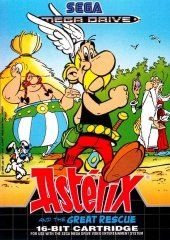 Asterix and the Great Rescue Русская Версия (Sega)